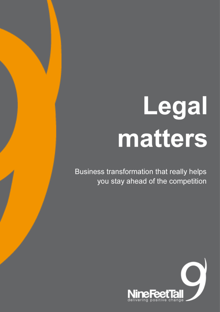 Legal matters guide